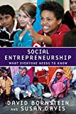 Social Entrepreneurship: What Everyone Needs to Know®