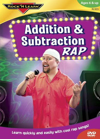 Rock 'N Learn:Addition & Subtract Rap [VHS]