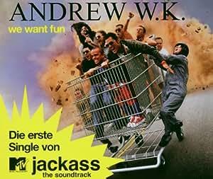 Andrew W.K. We Want Fun