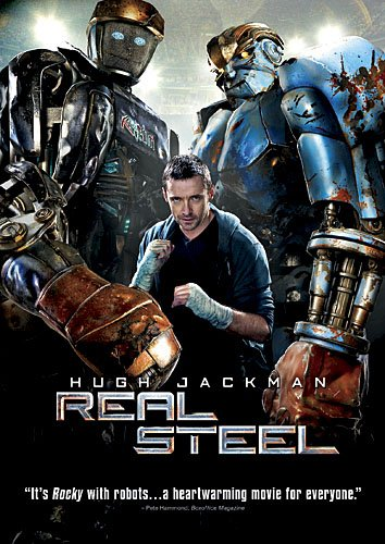 Cover art for  Real Steel