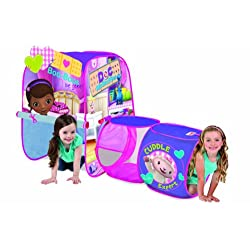[Best price] Kids&#039 - Playhut Doc McStuffins Discovery Hut Tent - toys-games