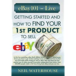 Getting Started on Ebay & How to Find Products To Sell On eBay DVD