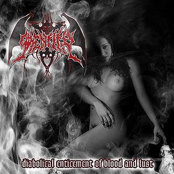 Diabolical Enticement Of Blood And Lust