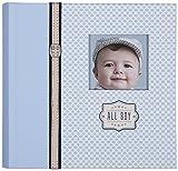 C.R. Gibson Slim Bound Photo Journal Album, All Boy