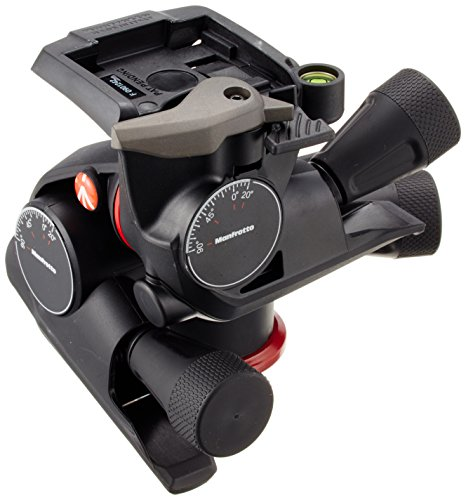 Manfrotto MHXPRO-3WG Rotule Noir