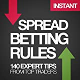 img - for The Harriman Book of Spread Betting Rules: 140 expert tips from top traders book / textbook / text book