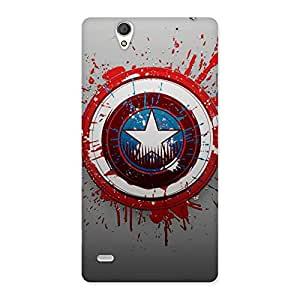 Cute Bloodsheilds Back Case Cover for Sony Xperia C4