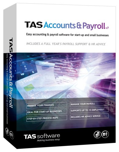 TAS Accounts  &  Payroll (PC)