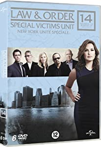 Law & Order, Special Victims Unit, Season 14 (Import)