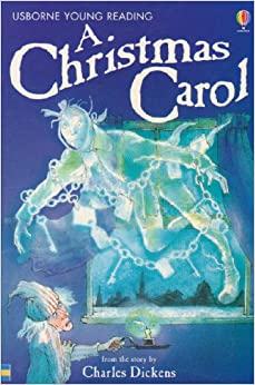 A Christmas Carol (Usborne Young Reading): Charles Dickens, Alan Marks, Lesley Sims ...
