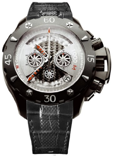 Zenith  Watches promotional discount: Zenith Defy Xtreme Chronograph Mens Watch 96.0525.4000/21.C648