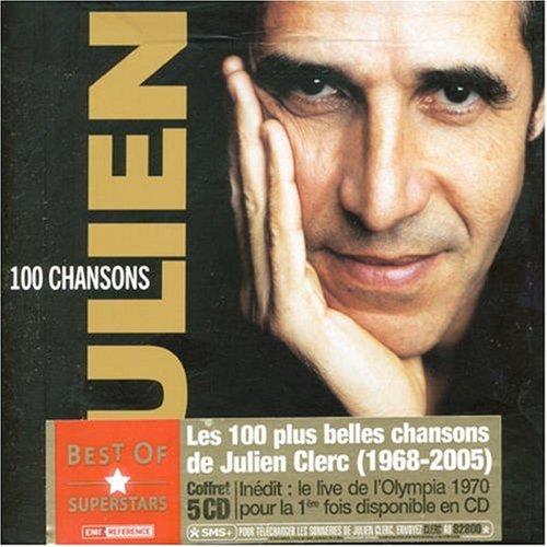 Julien Clerc - Olympia Int�gral 94 [live] [disc 2] - Zortam Music