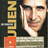"100 Chansonsvon ""Julien Clerc"""