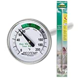 REOTEMP FG20P Backyard Compost Thermometer - 20