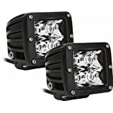 Rigid Industries 20224 Dually Blue Spotlight, (Set of 2) (Color: blue)