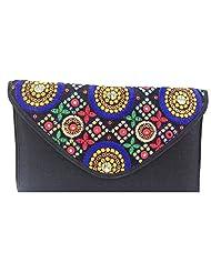 Craftstages Women's Handbags (SB191) (BLACK)