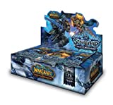 51um1pC6XKL. SL160  World of Warcraft TCG WoW Trading Card Game Icecrown Booster Box 24 Packs