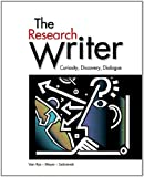 The Research Writer: Curiosity, Discovery, Dialogue (0618756221) by Van Rys, John / Meyer, Verne / Sebranek, Pat