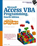 Microsoft® Access VBA Programming for the Absolute Beginner
