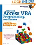 Microsoft� Access VBA Programming for...
