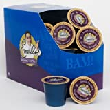 Emerils Gourmet Coffee -- JAZZED UP DECAF -- 24 K-Cups for Keurig Brewers