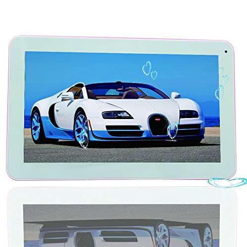 101-Inch-Android44-Tablet-Pc-Wifi-Bluetooth-Hdmi-Dual-Camera-Quad-Core-1Gb-8Gb-Tablet-Pc-1024600-High-Definition-Lcd-1G-8GbStandard-and-Charger