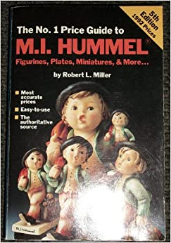 No. 1 Price Guide to M.I.Hummel Figurines, Plates ...