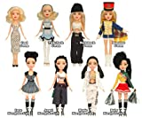 Gwen Stefani & Harajyuku Girls - 10 Inch Dolls (Set of 8) BOX