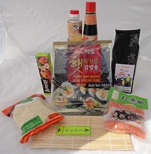 kit sushi les bons plans de micromonde. Black Bedroom Furniture Sets. Home Design Ideas