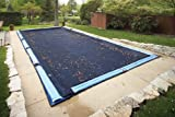 25' X 45' Rectangle In-Ground Leaf Net Cover