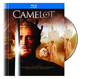Camelot: 45th Anniversary Blu-ray Book