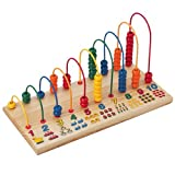 Count The Rainbow Abacus by ConstructivePlaythings