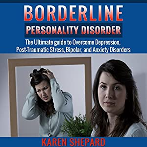 Borderline Personality Disorder Audiobook