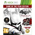 Batman: Arkham City - Game of the Year (Xbox 360)