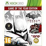 Batman: Arkham City - Game of the Year (Xbox 360)by Warner Bros. Interactive