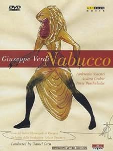 Verdi;Giuseppe Nabucco [Import]