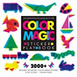 Color Magic Sticker Play Book (Metrop...