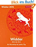 Widder Sternzeichenkalender 2015: Ihr...