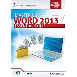 Mastering Microsoft Word 2013 - Video Tutorial Course