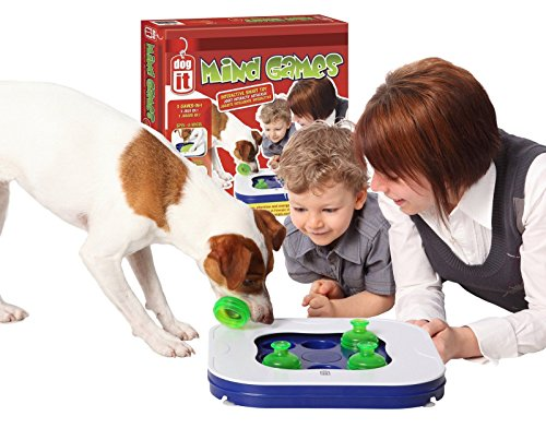 Dogit Mind Games 3-in-1 Interactive Smart Toy For Dogs (Party Shops Brighton)