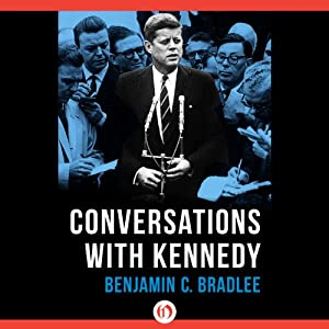 Conversations with Kennedy Audiobook
