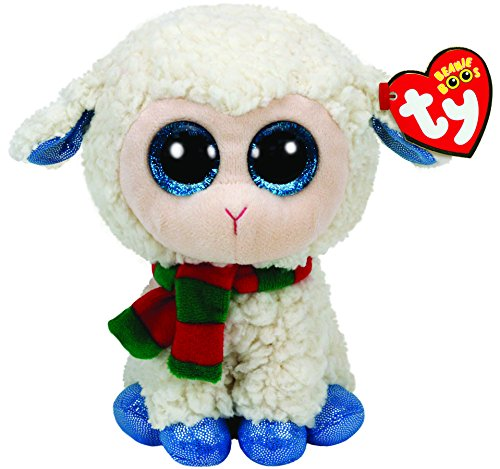 ty-beanie-boos-arsentiy-sheep-lamb-white-scarf-with-15-cm-exclusive-limousine-lamb