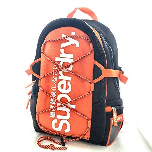 Superdry(スーパードライ) 極度乾燥しなさい バックパック Orange [並行輸入品]