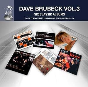6 Classic Albums 3 [Audio CD] Dave Brubeck