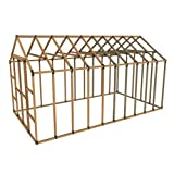 Sale! 10X20 Basic Storage Shed Kit by E-Z Frames!