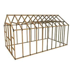 Sale! 10X20 Basic Storage Shed Kit by E-Z Frames!
