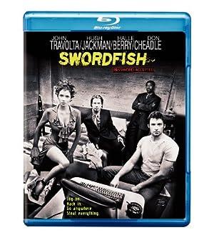 "Cover of ""Swordfish [Blu-ray]"""