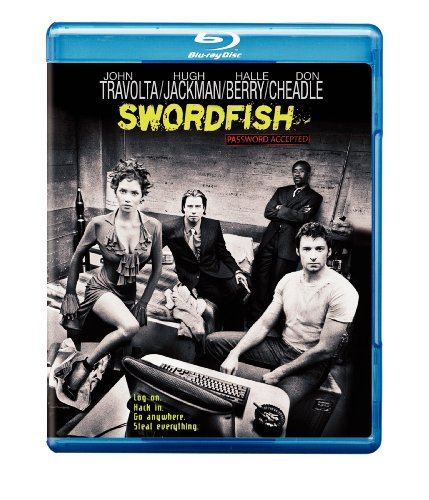 Cover art for  Swordfish [Blu-ray]