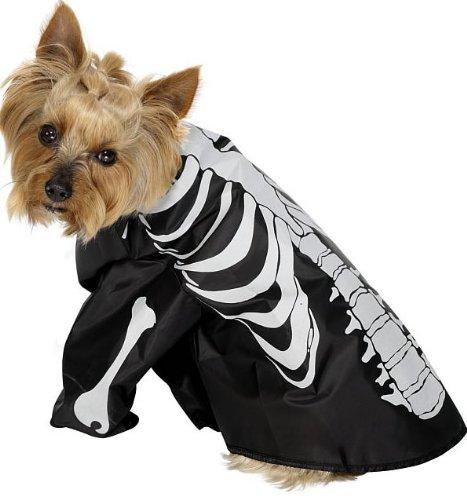 Skeleton Dog Pet Costume
