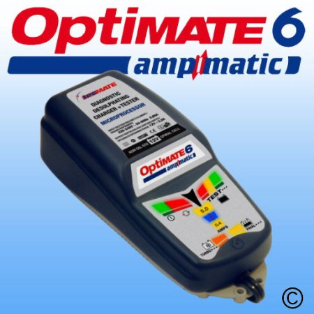 OptiMate 6 ampmatic 12V
